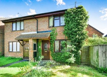 Thumbnail 2 bed semi-detached house to rent in Tallis Walk, Grange Park, Swindon
