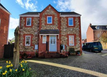3 bed semi-detached house for sale in Brutton Way, Chard TA20