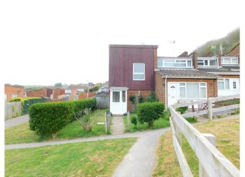 Thumbnail 2 bedroom end terrace house for sale in Park Drive Close, Newhaven