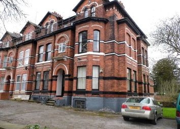 Thumbnail 1 bed flat to rent in 46 Alness Road, Whalley Range, Manchester