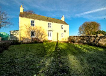 Thumbnail 3 bed farmhouse for sale in Church Road, Aberlemno, Forfar