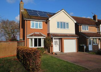 4 bed detached house for sale in Reeve Gardens, Grange Farm, Kesgrave, Ipswich IP5