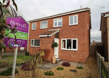 Thumbnail 2 bed semi-detached house for sale in Gateford Gardens, Worksop