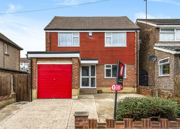 Thumbnail 3 bed detached house for sale in Cambridge Road, Strood, Rochester