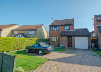 Thumbnail Detached house for sale in Spindle Road, Haverhill, Suffolk