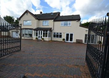 Thumbnail 5 bed detached house for sale in Park Road, Great Sankey, Warrington