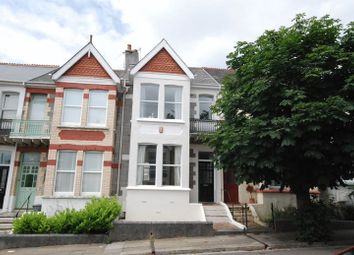 Thumbnail 3 bedroom terraced house to rent in Crow Park, Fernleigh Road, Mannamead, Plymouth
