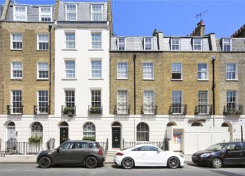 Thumbnail 4 bedroom terraced house for sale in Eaton Terrace, London