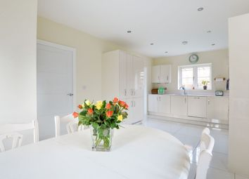 Thumbnail 5 bed detached house for sale in Hodgson Way, Gilston, Harlow