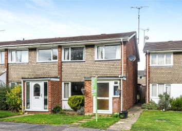 Thumbnail 3 bed end terrace house for sale in Blagrove Drive, Wokingham, Berkshire