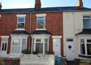 Thumbnail 2 bed terraced house for sale in Albert Street, Worksop