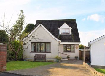 Thumbnail 4 bed detached bungalow for sale in Kingrosia Park, Clydach, Swansea
