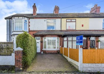 Thumbnail 3 bed terraced house for sale in Pitgreen Lane, Wolstanton, Newcastle-Under-Lyme