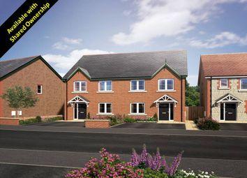 Thumbnail 3 bed semi-detached house for sale in 6 Garten Close, Knaresborough