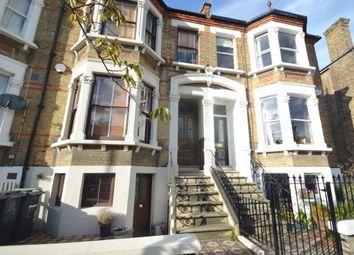 Thumbnail 3 bed maisonette to rent in Pendrell Road, Brockley, Greater London