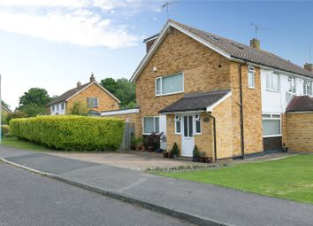 Thumbnail 3 bed semi-detached house for sale in Elmshurst Gardens, Tonbridge, Kent