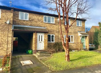 Thumbnail 3 bed terraced house for sale in Foston Gate, Wigston, Leicester
