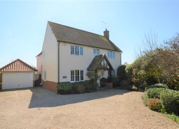 Thumbnail 4 bed detached house for sale in Lower Road, Peldon, Colchester