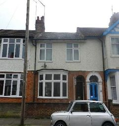 Thumbnail 3 bed terraced house to rent in Garrick Road, Abington, Northampton