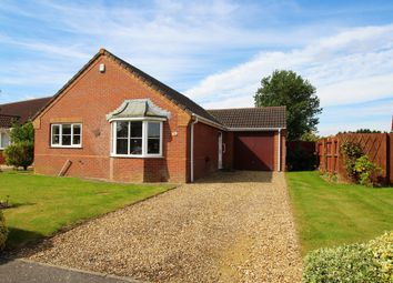 Thumbnail 2 bed detached bungalow for sale in Wheatfields, Whaplode, Spalding