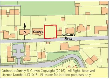 Thumbnail Land for sale in Land Scallows Road, Crawley, West Sussex