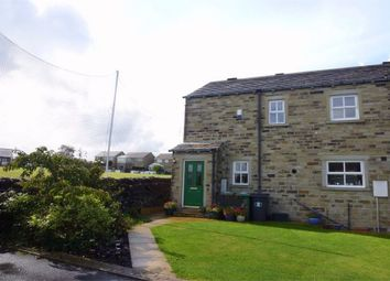 Thumbnail 3 bed cottage to rent in Boundary Court, Scholes, Holmfirth, West Yorkshire