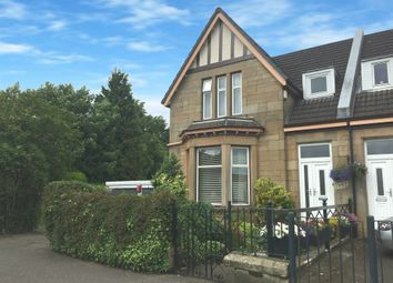 Thumbnail 3 bed semi-detached house for sale in Springburn Road, Colston, Glasgow
