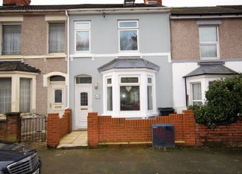 Thumbnail 4 bed terraced house for sale in Clifton Street, Swindon