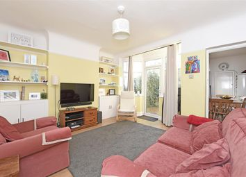Thumbnail 1 bed flat to rent in Vale Crescent, London