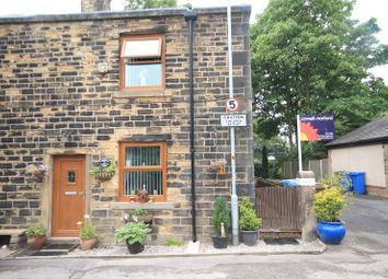 Thumbnail 2 bed terraced house for sale in Spring Bank Lane, Bamford, Rochdale, Greater Manchester
