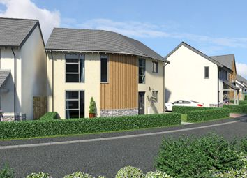 Thumbnail 3 bedroom detached house for sale in Plot 12, Yarners Mill, Dartington, Devon