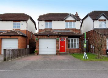 Thumbnail 3 bed detached house for sale in Bowes Court, Darlington