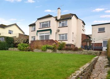 Thumbnail 4 bed detached house for sale in Barcombe Heights, Preston, Paignton, Devon
