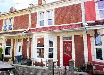 Thumbnail 2 bed terraced house to rent in Sandholme Road, Brislington, Bristol