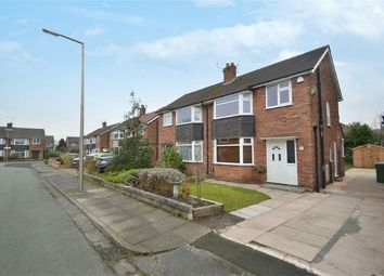 Thumbnail 3 bed semi-detached house to rent in Ravenoak Road, Woodsmoor, Stockport, Cheshire