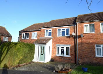 Thumbnail 3 bedroom terraced house for sale in Howe Road, Haverhill