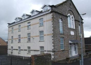 Thumbnail 2 bedroom flat to rent in Embankment Road, Llanelli