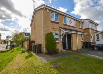 Thumbnail 2 bed end terrace house for sale in Mount View, London Colney, St. Albans