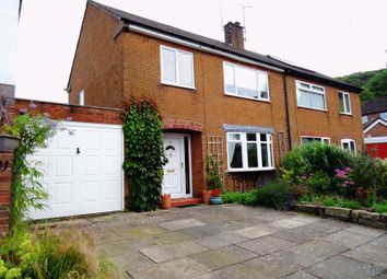 Thumbnail 3 bed semi-detached house for sale in Waverley Close, Macclesfield