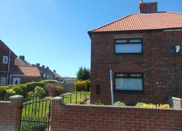 Thumbnail 2 bed semi-detached house for sale in Handel Terrace, Wheatley Hill, Durham