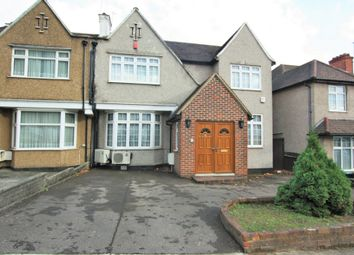 Thumbnail 6 bed semi-detached house for sale in Princess Park Avenue, Golders Green