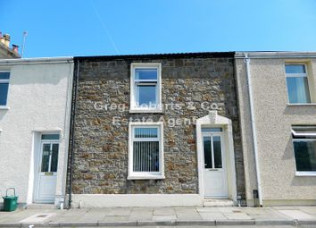 Thumbnail 3 bed terraced house for sale in York Terrace, Georgetown, Tredegar, Blaenau Gwent.
