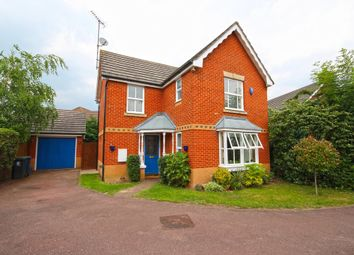 Thumbnail 3 bed detached house for sale in Cleves Close, Loughton