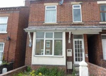 Thumbnail 1 bed flat to rent in Rutland Road, Chesterfield, Derbyshire