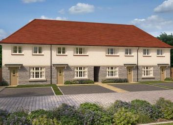 Thumbnail 3 bed terraced house for sale in Glenwood Park, Glenwood Farm, Barnstaple, Devon