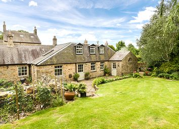 Thumbnail 4 bed cottage for sale in Garden Cottage, Thornbrough, Corbridge, Northumberland