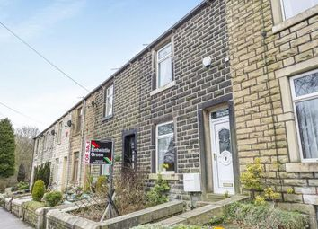 Thumbnail 2 bed terraced house for sale in Plantation View, Weir, Rossendale, Lancashire