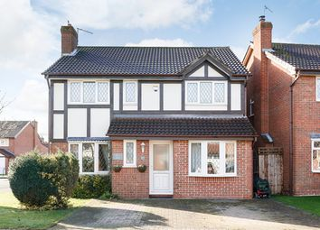 Thumbnail 5 bed detached house for sale in Gawain Grove, Burton-On-Trent