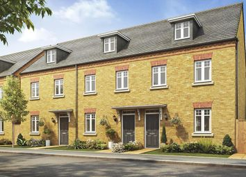 """Thumbnail 3 bedroom semi-detached house for sale in """"Nugent"""" at Park View, Moulton, Northampton"""