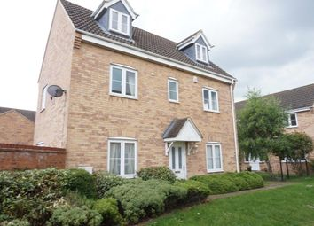 Thumbnail 4 bedroom detached house for sale in Hansel Close, Sugar Way, Peterborough